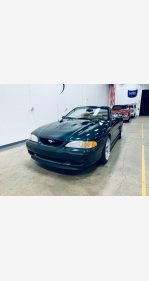 1998 Ford Mustang GT Convertible for sale 101257248