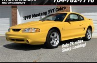 1998 Ford Mustang for sale 101310407