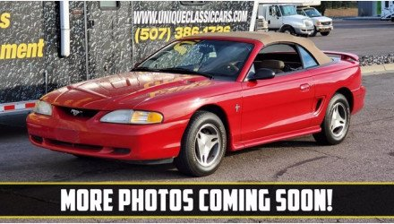 1998 Ford Mustang Convertible for sale 101410203