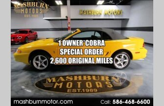 1998 Ford Mustang Cobra Convertible for sale 101552060
