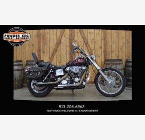 1998 Harley-Davidson Dyna for sale 200961987