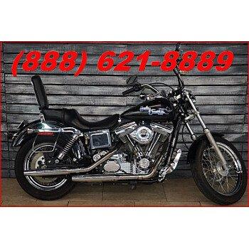 1998 Harley-Davidson Dyna for sale 201182463