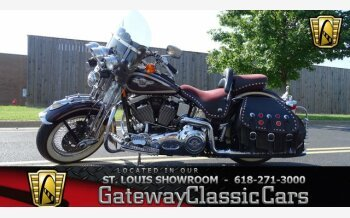 1998 Harley-Davidson Softail for sale 200614860