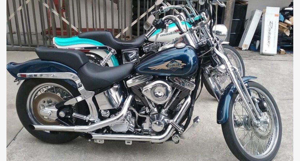 1998 Harley-Davidson Softail for sale 200648085
