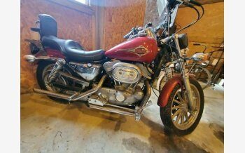 1998 Harley-Davidson Sportster for sale 201043028