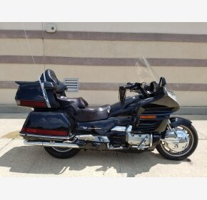 1998 Honda Gold Wing Motorcycles for Sale - Motorcycles on