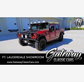 1998 Hummer H1 for sale 101280503