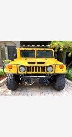 1998 Hummer H1 for sale 101353708