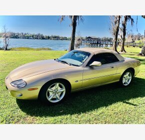 1998 Jaguar XK8 Convertible for sale 101319112