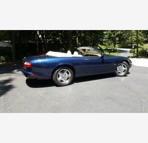 1998 Jaguar XK8 Convertible for sale 101345371