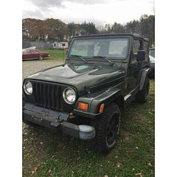 1998 Jeep Wrangler for sale 100961845