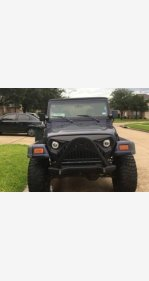 1998 Jeep Wrangler for sale 101052811