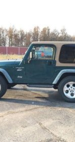 1998 Jeep Wrangler 4WD Sport for sale 101066459