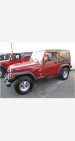 1998 Jeep Wrangler 4WD Sport for sale 101226349