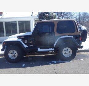 1998 Jeep Wrangler 4WD Sahara for sale 101292277
