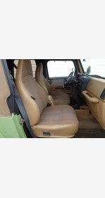 1998 Jeep Wrangler for sale 101319912