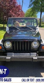 1998 Jeep Wrangler for sale 101342810