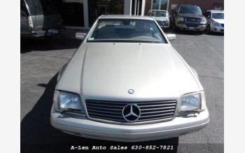 1998 Mercedes-Benz SL500 for sale 100790496