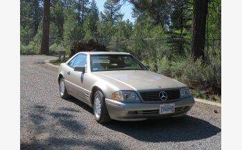 1998 Mercedes-Benz SL500 for sale 101134409