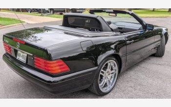 1998 Mercedes-Benz SL500 for sale 101535045
