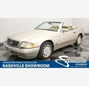 1998 Mercedes-Benz SL500 for sale 101109862
