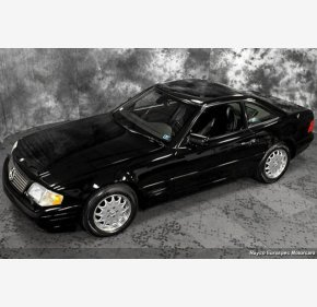 1998 Mercedes-Benz SL500 for sale 101182284
