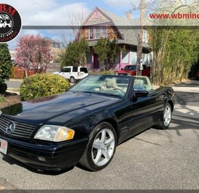 1998 Mercedes-Benz SL500 for sale 101294080
