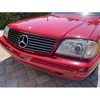 1998 Mercedes-Benz SL500 for sale 101477989