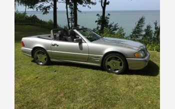 1998 Mercedes-Benz SL600 for sale 101203577
