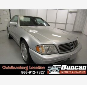 1998 Mercedes-Benz SL600 for sale 101382642