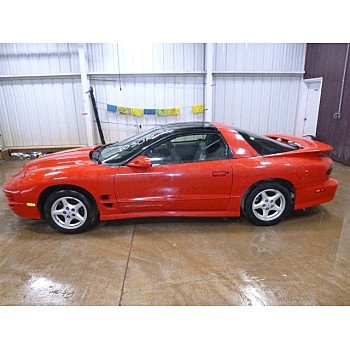 1998 Pontiac Firebird Coupe for sale 101085742