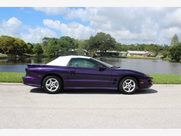 1998 pontiac firebird replacement parts