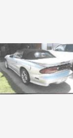 1998 Pontiac Firebird Trans Am Convertible for sale 101166077