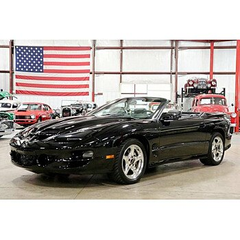 1998 Pontiac Firebird Trans Am Convertible for sale 101170991