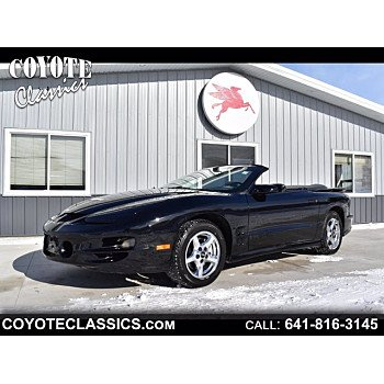 1998 Pontiac Firebird for sale 101403008