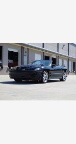 1998 Pontiac Firebird Trans Am Convertible for sale 101407667