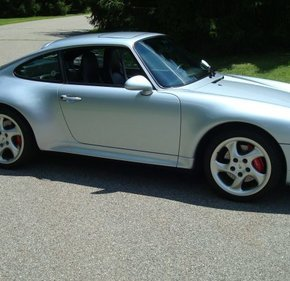 1998 Porsche 911 Carrera S Coupe for sale 101176522
