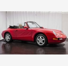 1998 Porsche 911 Cabriolet for sale 100839459