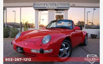 1998 Porsche 911 Cabriolet for sale 101056988