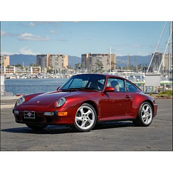 1998 Porsche 911 Coupe for sale 101146220