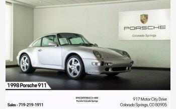 1998 Porsche 911 Carrera S for sale 101618901