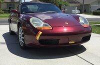 1998 Porsche Boxster for sale 101344705