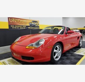 1998 Porsche Boxster for sale 101338076