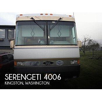 1998 Safari Serengeti for sale 300211903