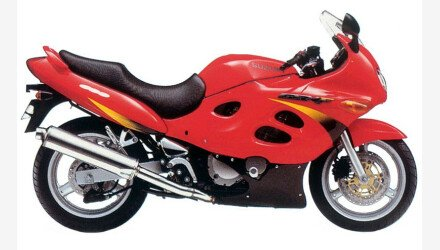 1998 Suzuki GSX600F for sale 200584787