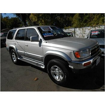 1998 Toyota 4Runner 4WD Limited for sale 101208051