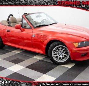 1999 BMW Z3 2.3 Roadster for sale 101039713