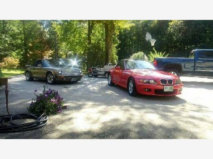 1999 Bmw Z3 For Sale Near Pittson Pennsylvania 18640 Classics On Autotrader