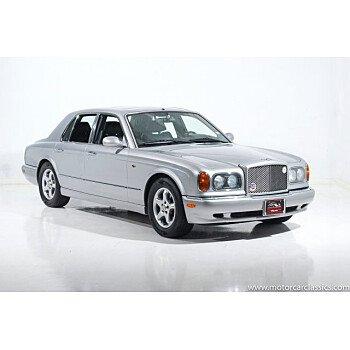 1999 Bentley Arnage Green Label for sale 101058700