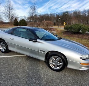 1999 Chevrolet Camaro Z28 Coupe for sale 101474622